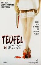 The Nurse - German VHS movie cover (xs thumbnail)