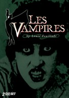 Les vampires - DVD cover (xs thumbnail)