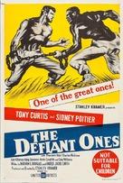 The Defiant Ones - Australian Movie Poster (xs thumbnail)