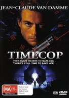 Timecop - Australian Movie Cover (xs thumbnail)