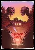 Sleepaway Camp II: Unhappy Campers - German DVD cover (xs thumbnail)