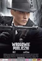 Public Enemies - Polish Movie Poster (xs thumbnail)