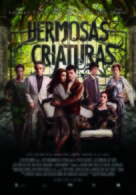 Beautiful Creatures - Colombian Movie Poster (xs thumbnail)