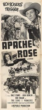 Apache Rose - Re-release poster (xs thumbnail)