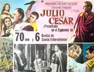 Julius Caesar - Mexican Movie Poster (xs thumbnail)