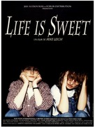 Life Is Sweet - French Movie Poster (xs thumbnail)