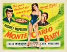 Monte Carlo Baby - Movie Poster (xs thumbnail)