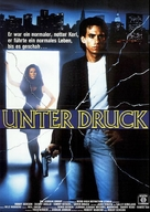 White Hot - German Movie Poster (xs thumbnail)