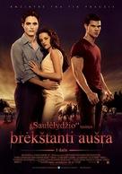The Twilight Saga: Breaking Dawn - Part 1 - Lithuanian Movie Poster (xs thumbnail)