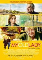My Old Lady - German Movie Poster (xs thumbnail)