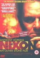 Nixon - British DVD movie cover (xs thumbnail)