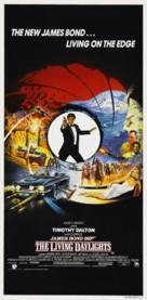 The Living Daylights - Australian Movie Poster (xs thumbnail)