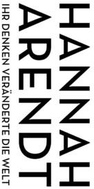 Hannah Arendt - German Logo (xs thumbnail)