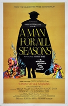 A Man for All Seasons - Movie Poster (xs thumbnail)