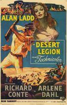 Desert Legion - Movie Poster (xs thumbnail)