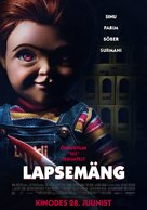 Child's Play - Estonian Movie Poster (xs thumbnail)