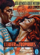 Fire Down Below - French Movie Poster (xs thumbnail)