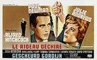 Torn Curtain - Belgian Movie Poster (xs thumbnail)