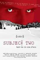 Subject Two - poster (xs thumbnail)