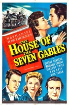 The House of the Seven Gables - Movie Poster (xs thumbnail)