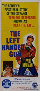 The Left Handed Gun - Australian Movie Poster (xs thumbnail)