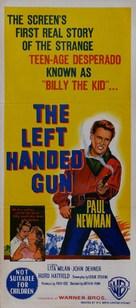 The Left Handed Gun - Australian Movie Poster (xs thumbnail)