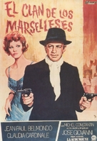 La scoumoune - Spanish Movie Poster (xs thumbnail)