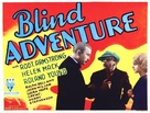 Blind Adventure - Movie Poster (xs thumbnail)