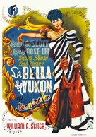 Belle of the Yukon - Spanish Movie Poster (xs thumbnail)