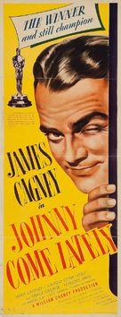 Johnny Come Lately - Movie Poster (xs thumbnail)