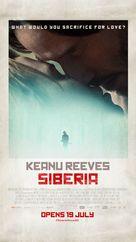 Siberia - Singaporean Movie Poster (xs thumbnail)