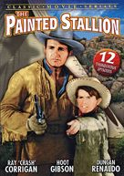 The Painted Stallion - DVD cover (xs thumbnail)