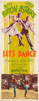 Let's Dance - Movie Poster (xs thumbnail)