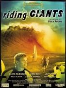 Riding Giants - French poster (xs thumbnail)