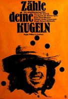 Cry for Me, Billy - German Movie Poster (xs thumbnail)