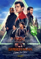 Spider-Man: Far From Home - Spanish Movie Poster (xs thumbnail)