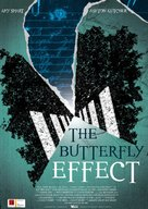 The Butterfly Effect - New Zealand Movie Poster (xs thumbnail)