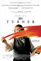 Mr. Turner - Movie Poster (xs thumbnail)