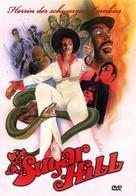 Sugar Hill - German DVD cover (xs thumbnail)