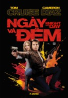 Knight and Day - Vietnamese Movie Poster (xs thumbnail)
