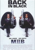 Men In Black II - German Movie Poster (xs thumbnail)
