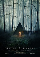 Gretel & Hansel - Mexican Movie Poster (xs thumbnail)