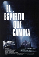 The Phantom - Spanish Movie Poster (xs thumbnail)