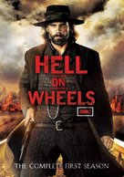 """Hell on Wheels"" - DVD cover (xs thumbnail)"