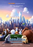 The Secret Life of Pets - Finnish Movie Poster (xs thumbnail)