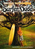 Surfer, Dude - German Movie Poster (xs thumbnail)