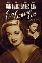 All About Eve - Italian Movie Cover (xs thumbnail)
