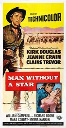 Man Without a Star - Movie Poster (xs thumbnail)