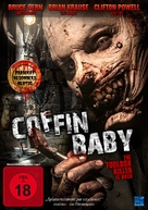 Coffin Baby - German DVD cover (xs thumbnail)