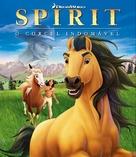 Spirit: Stallion of the Cimarron - Brazilian Movie Cover (xs thumbnail)
